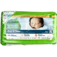 Seventh Generation Organik Bebek Bezi Yeni Doğan 36 Adet