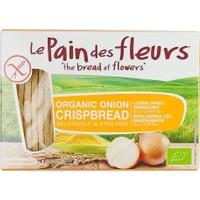 Le Pain Des Fleurs Glutensiz Soğanlı Kraker 125 Gr.