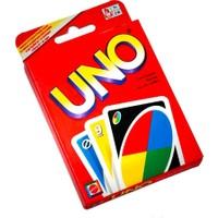 50Bir Lüks Uno Oyun Kartı
