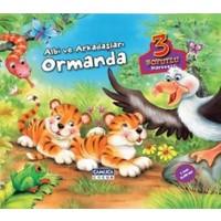 Albi Ve Arkadaşları Ormanda (3 Boyutlu Ve Hareketli)