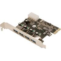 M-Tech Mtbk0057 4 Port Usb3.0 Pcı Express Kart, Vıa Vl805