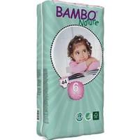 Bambo Nature Bebek Bezi 6 Beden 44 Adet