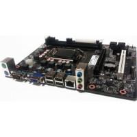 Quadro H55-V5N Intel H55 1333MHz DDR3 Soket 1156p mATX Anakart