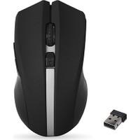Everest Sm-66 Siyah Kablosuz Optik Mouse