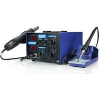Sunline 852D+ Brushless Fan Sıcak Hava + Lehimleme İstasyonu