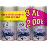 Glade Otomatik Sprey Oda Kokusu Yedek 3 Al 2 Öde Lavander & Vanilla