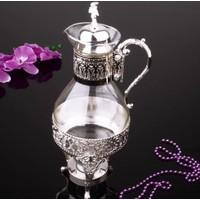 Royal Windsor Gümüş Isıtıcılı Sürahi, Fondü