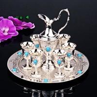 Royal Windsor Gümüş Zemzem Takımı