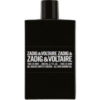 Zadig Voltaire This Is Him Erkek Duş Jel 200ml