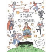 Marvel Süper Kahramanın Çizim Kitabı