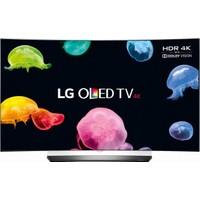 """LG OLED65C6V 65"""" / 164 cm Ekran Ultra HD 4K 3D Curved SMART OLED TV"""