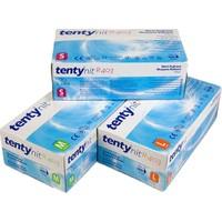 Tenty Pudrasız Nitril Eldiven Mavi / 100 Adet Medium