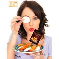 Cheese Life Magazine Dergisi 1 yıllık Abonelik