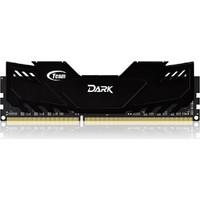 Team Dark Black 8GB 1600 MHz DDR3 CL9-9-9-24 1.5V Siyah Soğutuculu Overclocking Ram (TM3D160081BLK)