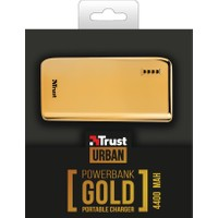 Trust Urban 20901 Powerbank 4400 Gold
