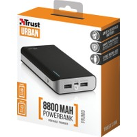 Trust Urban 21227 Primo Powerbank 8800