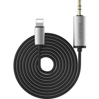 Coverzone Baseus Enjoy Series Audio Cable Apple iPhone 7 Plus Aux Kablo