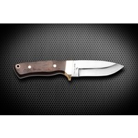 Bora M 418 Wild Boar Wenge Saplı Bıçak