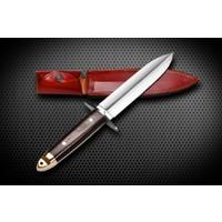 Bora M 507 Muhteşem Süleyman Boynuz Saplı Bıçak
