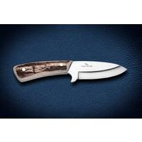 Bora M 408 Leopard Geyik Boynuzu Saplı Bıçak