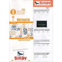 Sınav Dergisi Yayınları 8. Sınıf Matematik Çek Kopar Yaprak Test