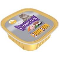Champion 16 Adet Hindili ve Sebzeli Pate Yaş Kedi Maması