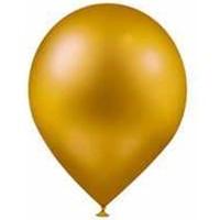 Partiland Sedefli Altın Rengi Balon 12'' 100 Adet