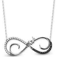 Gümüş Takı Aşk Kolye