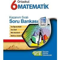 Seçkin Eğitim Teknikleri 6. Sınıf Matematik Kazanım Sıralı Soru Bankası