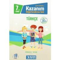 İşleyen Zeka 7. Sınıf Kazanım Değerlendirme Seti Türkçe