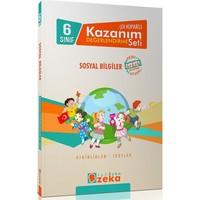 İşleyen Zeka 6. Sınıf Sosyal Bilgiler Kazanım Değerlendirme Seti