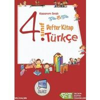 Seçkin Eğitim Teknikleri 4. Sınıf Gün Be Gün Defter Kitap Türkçe