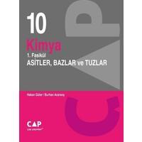 Çap Yayınları 10. Sınıf Kimya 1. Fasikül Asitler Bazlar Ve Tuzlar