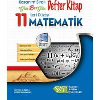 Seçkin Eğitim Teknikleri 11. Sınıf İleri Düzey Matematik Gün Be Gün Defter Kitap