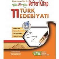 Seçkin Eğitim Teknikleri 11. Sınıf Gün Be Gün Defter Kitap Türk Edebiyatı
