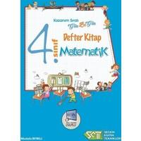 Seçkin Eğitim Teknikleri 4. Sınıf Gün Be Gün Defter Kitap Matematik