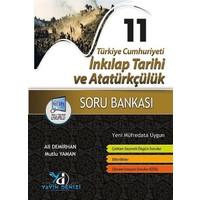 Yayın Denizi 11. Sınıf T.C. İnkılap Tarihi Ve Atatürkçülük Soru Bankası