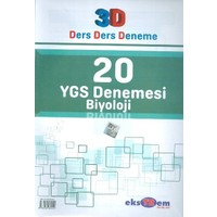 Ekstrem Ygs Biyoloji 20 Deneme