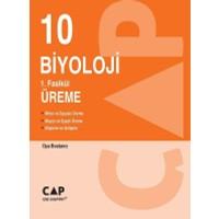 Çap Yayınları 10. Sınıf Biyoloji 1. Fasikül Üreme