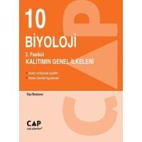 Çap Yayınları 10. Sınıf Biyoloji 2. Fasikül Kalıtımın Genel İlkeleri