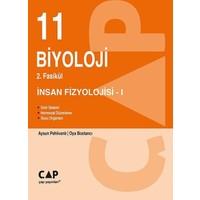 Çap Yayınları 11. Sınıf 2. Fasikül İnsan Fizyolojisi 1