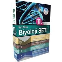 Çap Yayınları 11. Sınıf İleri Düzey Biyoloji Seti