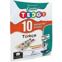 Çanta 8. Sınıf Teog 1 Türkçe 10 Deneme Sınavı