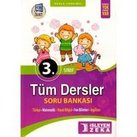 İşleyen Zeka 3. Sınıf Tüm Dersler Soru Bankası