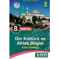 İşleyen Zeka 8. Sınıf Din Kültürü Ve Ahlak Bilgisi Soru Bankası