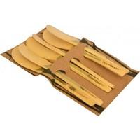 Bambum Forre 6 Lı Bambu Tereyağ Bıçağı