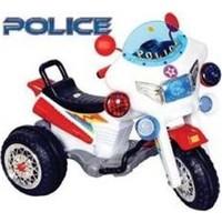 Isıtelaliş 400 Polis Motosikleti / Akülü Motor