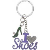 Nektar C007480 İ Love Shoes Anahtarlık