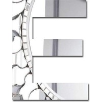 Decor Desing Dekoratif Harf Ayna Hve