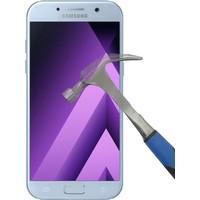 Teleplus Samsung Galaxy A5 2017 Kırılmaz Temperli Cam Ekran Koruyucu